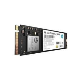 ssd HP EX900, 250GB, M.2, PCIe NVMe, Leituras: 2100Mb/s e Gravações: 1100Mb/s