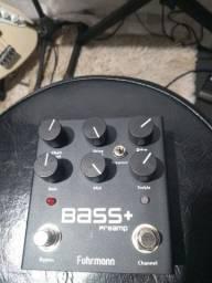 Pre amp Bass + fuhrmann novo