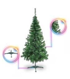 Título do anúncio: Árvore de natal e enfeites!