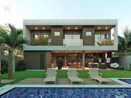 Título do anúncio: Casa com 5 dormitórios à venda, 358 m² por R$ 3.900.000,00 - Alphaville Fortaleza - Eusébi
