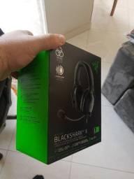 Fone de ouvido (headset) gamer razer