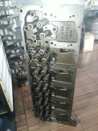 Cabeçote volvo fm 370 para motor d11