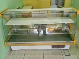 Freezer horizontal semi novo