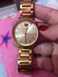 30 reais relógio lince