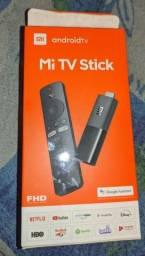 mi tv stick novos configurado