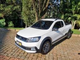 Título do anúncio: VW - VOLKSWAGEN Saveiro CROSS 1.6 T. Flex 16V CE