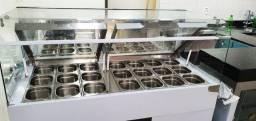 Balcões Para SelfService sorveterias