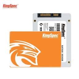 SSD 256Gb KingSpec Sata 3 Notebook Pc Frete Grátis qualquer lugar do Brasil