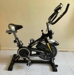 Título do anúncio: Bicicleta Spinning Kikos F3i