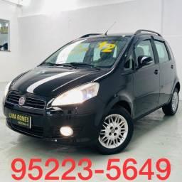 Fiat Idea Attractive 1.4 8v Flex 2012 Completo