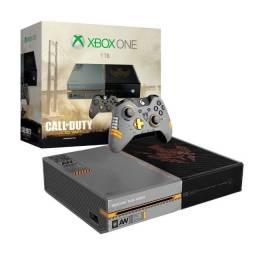 Xbox One Edição colecionador Advanced Warfare Na Caixa