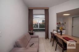 Apartamento à venda com 1 dormitórios em Santa efigênia, Belo horizonte cod:325059