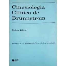 Livro Cinesiologia Clínica De Brunnstrom Laura K.