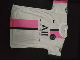 Título do anúncio: Camisa PSG Messi Nova. (P)