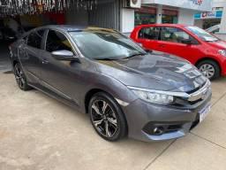 Honda Civic 2.0 EX Flex Automático, Único Dono, Impecável