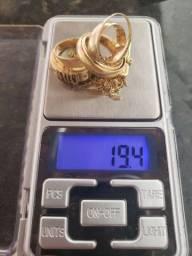 Ouro18k Vendo (19.4g MACIÇO)