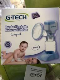 Bomba elétrica de tirar leite materno
