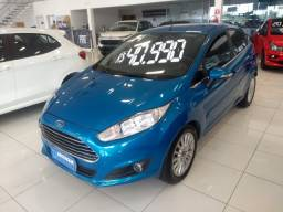 Ford Fiesta 1.6 Titanium Hacth