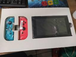 Título do anúncio: Nintendo switch 32 Gb novo nunca usado