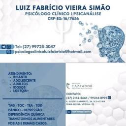 Título do anúncio: Psicólogo Clínico - Psicanálise