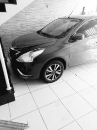 Título do anúncio: Vende-se Nissan versa SL 1.6 automático