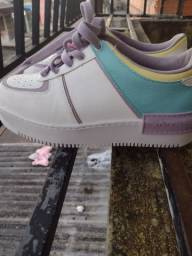 Tênis sapatinho d luxo