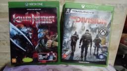 Jogos Xbox one para troca