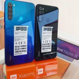 Redmi Note 8 128 GB Original (LOJA FÍSICA)