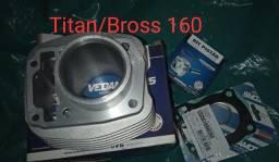 Kit cilindro Titan/Bross 160