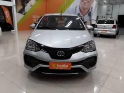 Título do anúncio: ETIOS 2019/2020 1.5 X PLUS SEDAN 16V FLEX 4P AUTOMÁTICO