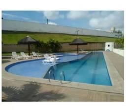 Cond Parque das Serras o melhor da Jabutiana, Ap 3/4, 1 suite, área de lazer completa