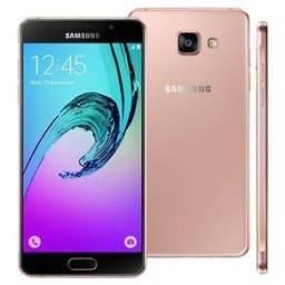 Samsung A5 2016 ROSÉ em ótimo estado