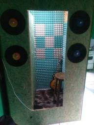 Cabine acústica
