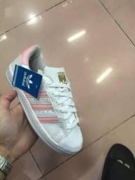 Adidas superstar novos