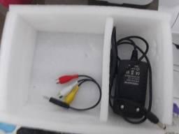 Mini projetor led imagem system