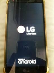 Vendo um celular LG siminovo