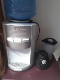 Filtro e Liquidificador