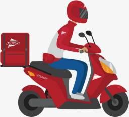 Moto; motoqueiro entregador,