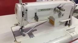 Maquina de costura ombro a ombro semi nova