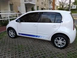 Vw - Volkswagen Up! high ou troco por carro de meu interesse - 2015