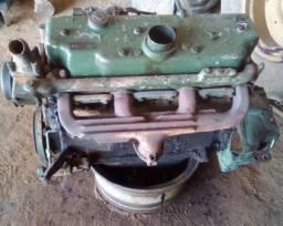 Motor e transmissão completo MB 1113