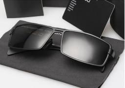 Óculos Porsche clássico P8549 Sports espelhado e polarizado unico