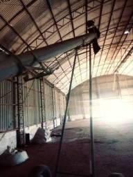 Galpão/Barracão com Varanda com 1.050,00m² para Lavoura/Industria Cerealista