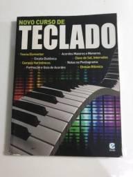 Livro curso de teclado