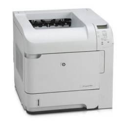 Impressora Laser Pb HP 4014n com Rede e 40 paginas por Minuto, Toner Novo para 10mil pagin