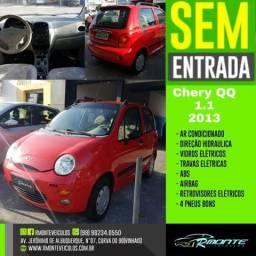 Chery QQ 1.1 - SEM ENTRADA - 2013