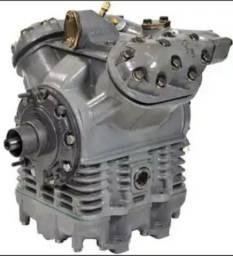 Compressor de ar condicionado onibus