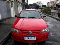 Vw - Volkswagen Gol G4 2ps básico com Gnv, financio Sem Entrada! - 2013