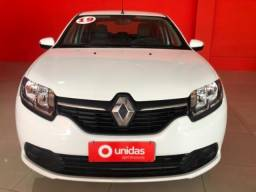 Renault Logan Expression Avantage 1.6 2019 - 2019