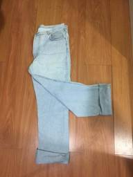 Calça jeans R$ 30,00